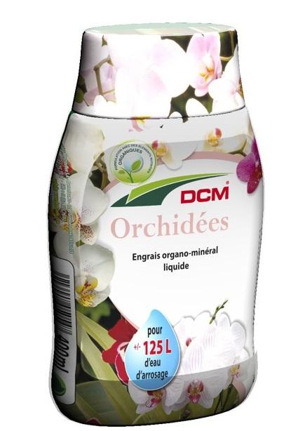 Engrais liquide orchidées