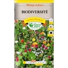 Mélange de fleurs Biodiversité la  jardinerie de pessicart nice 06100