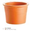 Pot cylindrique ancestral la Jardinerie de Pessicart Nice
