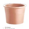 Pot cylindrique antica la Jardinerie de Pessicart Nice