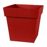 toscane carré rouge