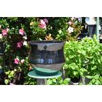 Poteries dAlbi - La jardinerie de pessicart - Sous coupe sous pot - D - metal