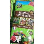 terreau universel 50L la jardinerie de pessicart Nice