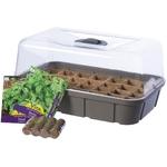 mini serre de culture eda plastique la jardinerie de pessicart 4