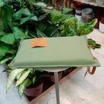 Coussin JAMIE vert - l24,5xw39xh4cm la jardinerie de pessicart
