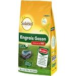 engrais gazon 5 kg Solabiol la jardinerie de pessicart nice 06100