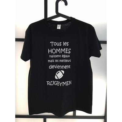 TEE SHIRT RUGBY