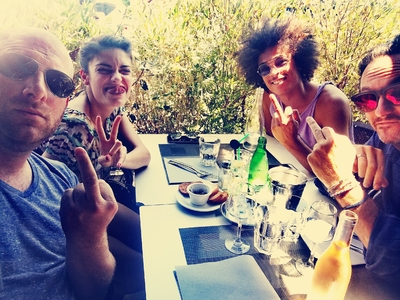 bracco-magicien-marseille-plus belle la vie-eleonore Sarrazin-amis et celebrites