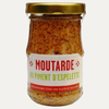 Moutarde au piment d' Espelette