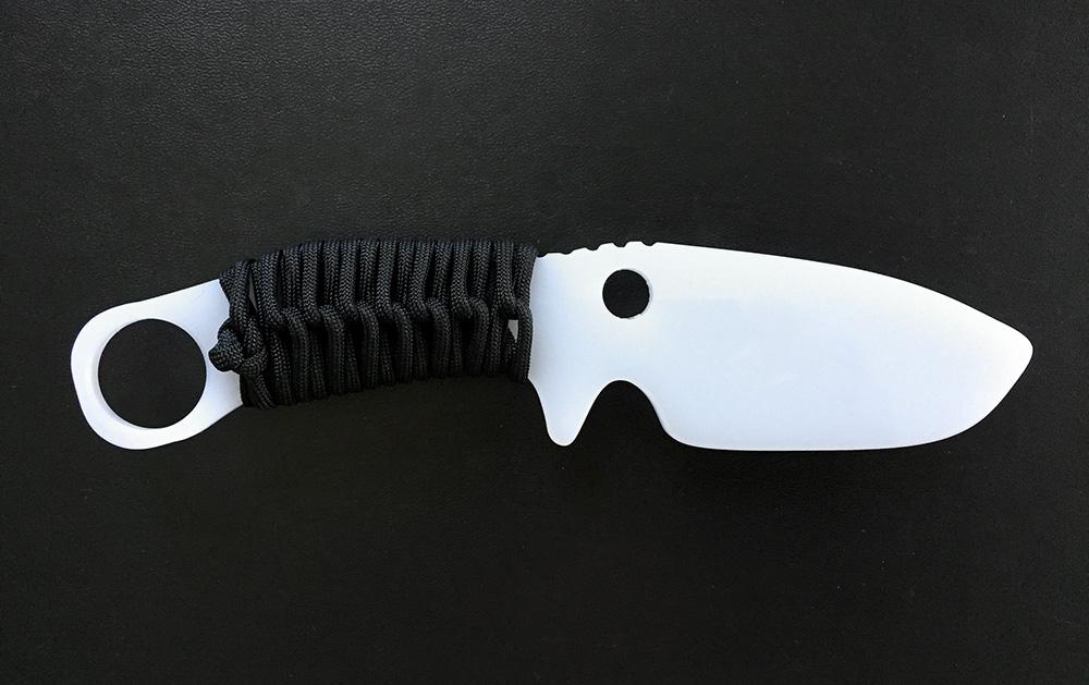 POLYMER KNIFE SKINK