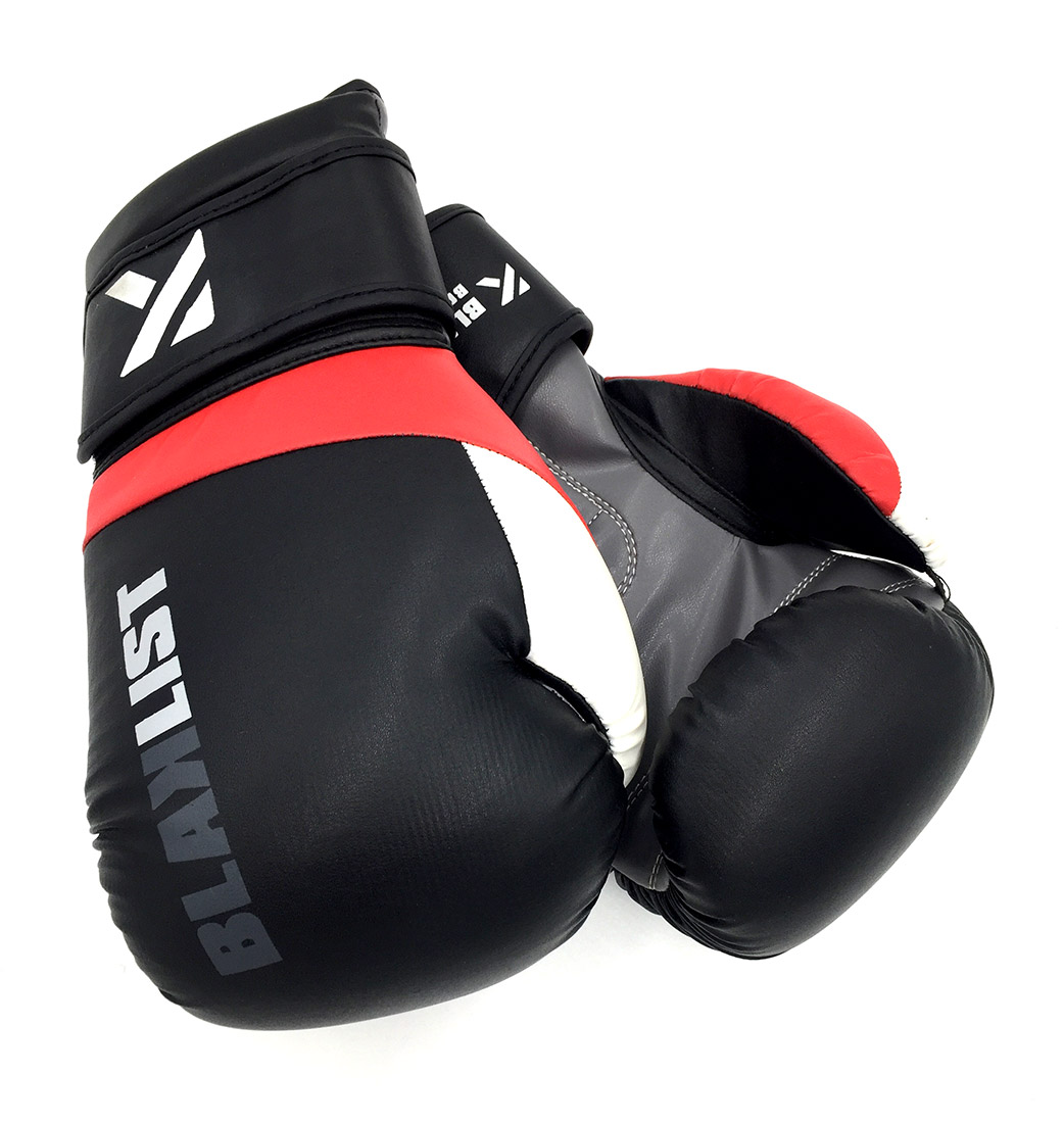 BLAKLIST BOXING GLOVES ROUND 1