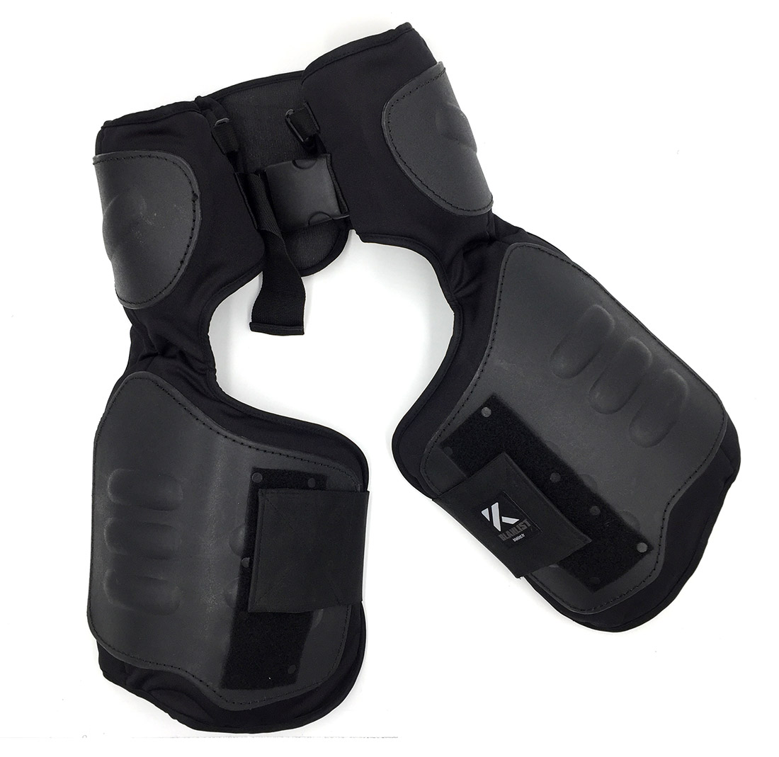 PLATE THIGH PROTECTION