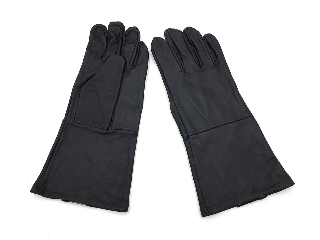 SOFT LEATHER FENCING GLOVES