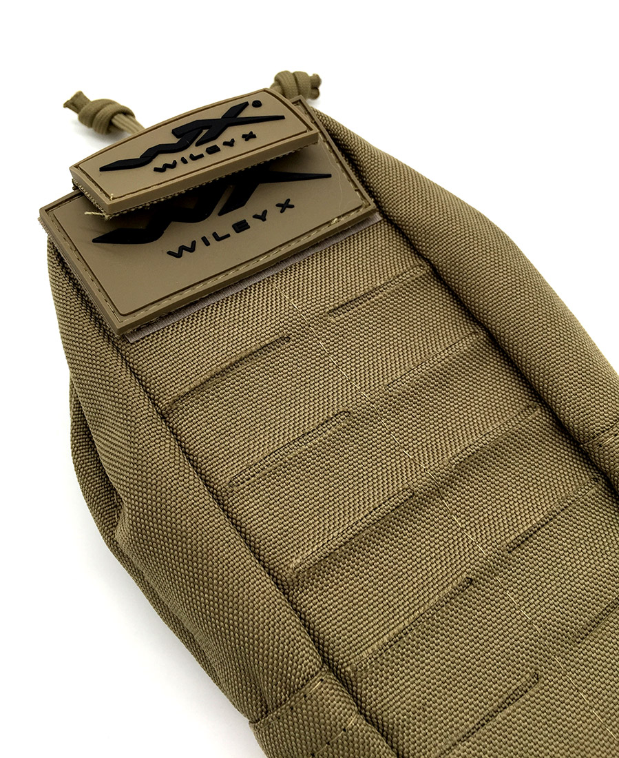 Wiley x tactical eyewear pouch
