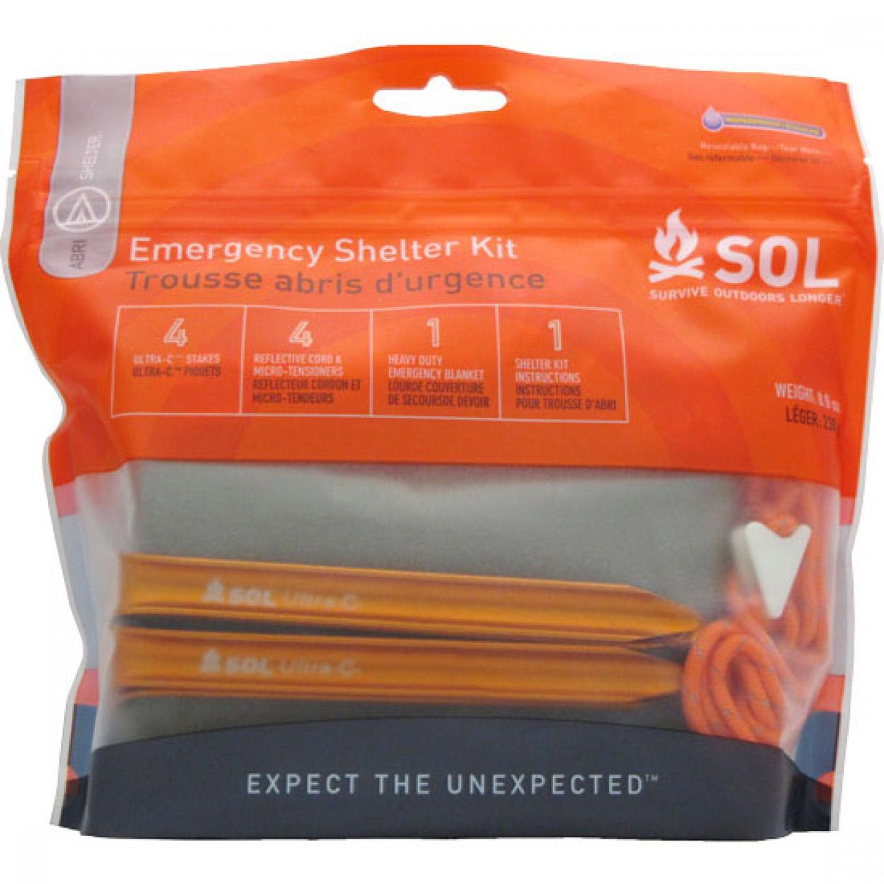 Emergency Shelter Kit