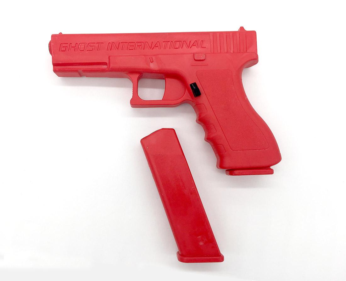 GLOCK 17 RED GUN FOR TRAINING