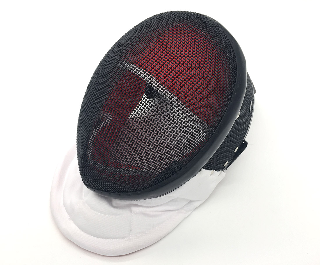 FENCING MASK 1600 N WHITE