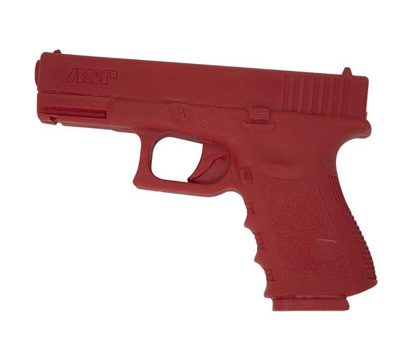 DUMMY RED GUN Glock 19