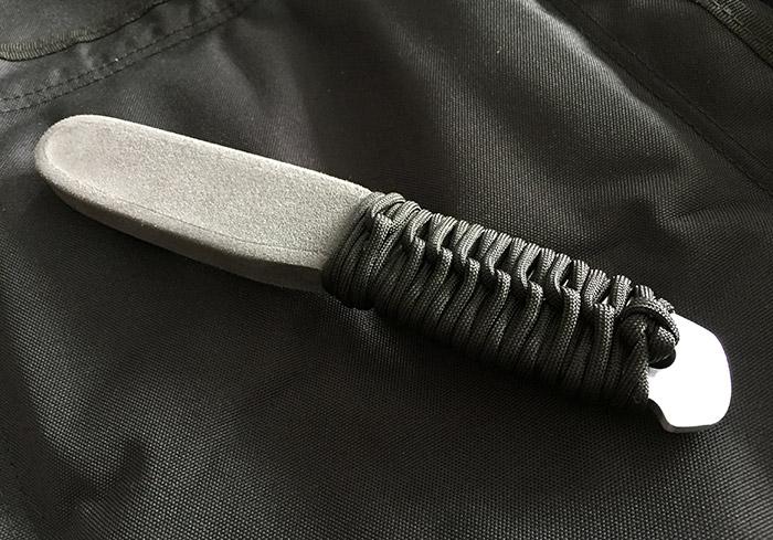 TRAINING KNIFE BRIDGE aluminium and foam