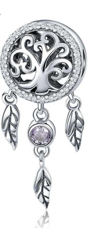 Charm ARGENT 925 ATTRAPPE RÊVE