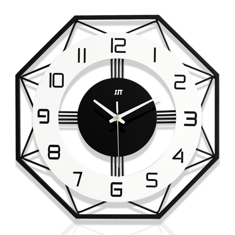 Horloge murale design moderne chic
