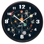 Horloge-murale-pour-chambre-coucher-dessin-anim-pilote-d-espace-sans-tic-tac