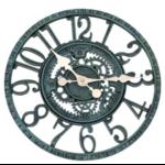 Horloge murale en résine Vintage