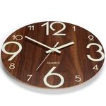 Horloge-murale-lumineuse-chaud-horloges-murales-de-cuisine-silencieuses-en-bois-de-12-pouces-avec-veilleuses
