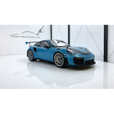 """1/18 Porsche 911 Type 991 Phase 2 GT2 RS """"Pack Weissach"""""""