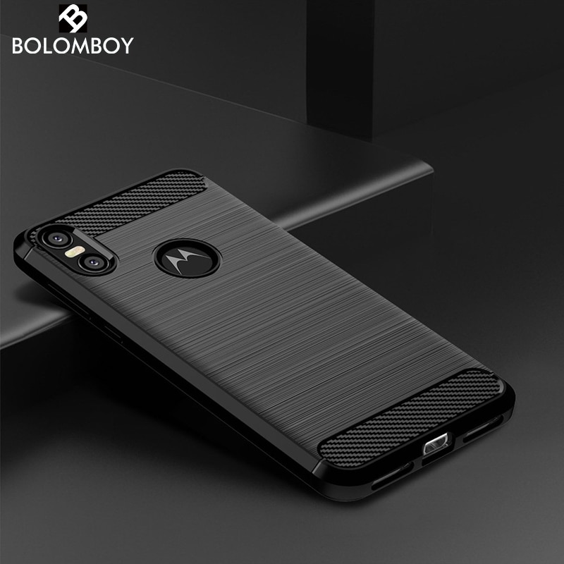 Coque Motorola Carbon