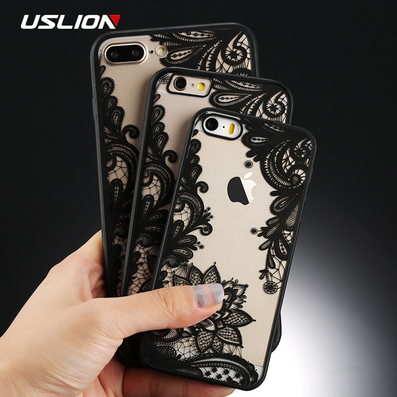Coques Iphone Dentelle