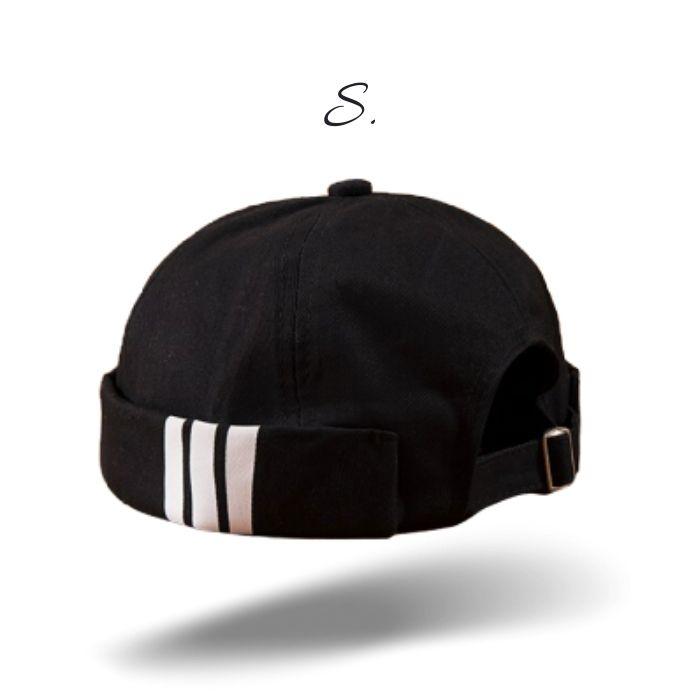 Casquette Helsinki Noir