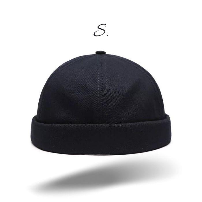 casquette sans visière homme femme bonnet marin miki docker rotterdam