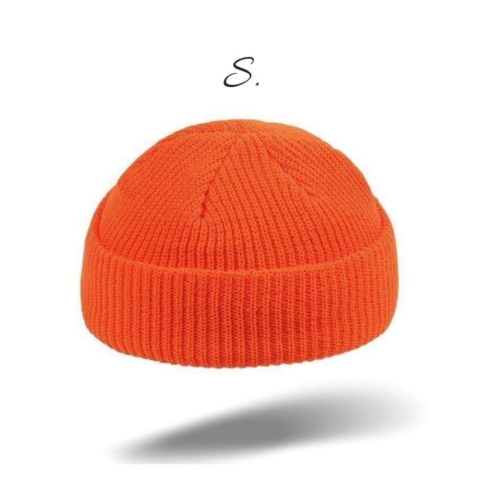 Bonnet Rotterdam Orange