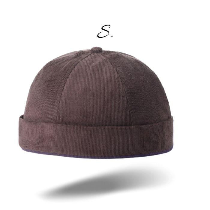 casquette sans visière port racine bleu marine bonnet (1)