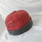 4_2019-nouveau-Denim-trou-marin-casquette-bonnet-Skullcap-r-tro-bleu-marine-Style-Beanie-chapeau-japonais