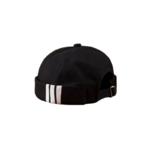 casquette docker helsinki noir