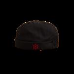 casquette docker saint michel noir