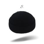 rotterdam noir bonnet sans visiere docker miki