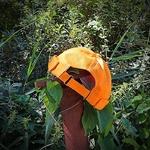 casquette docker miki bonnet sans visière jaune (4)