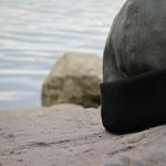philadelphie casquette docker miki sans visière vert armée (1)