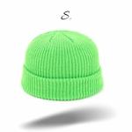 casquette sans visière bonnet marins vert opaline