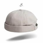 casquette sans visière bonnet marin pêcheur docker miki (3)