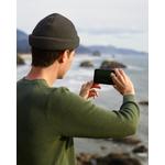 Bonnet marin miki docker gris béton