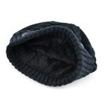 Hommes-Skullies-hiver-chapeau-bonnets-tricot-laine-Hip-Hop-bas-chapeau-Plus-velours-Rasta-casquette-cr