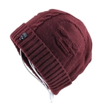 Super-cool-motif-cr-ne-chapeaux-pour-hommes-bonnets-tricot-s-laine-plus-velours-os-couleur