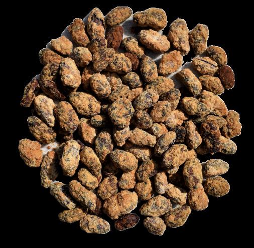 fève-cacao-enrobées