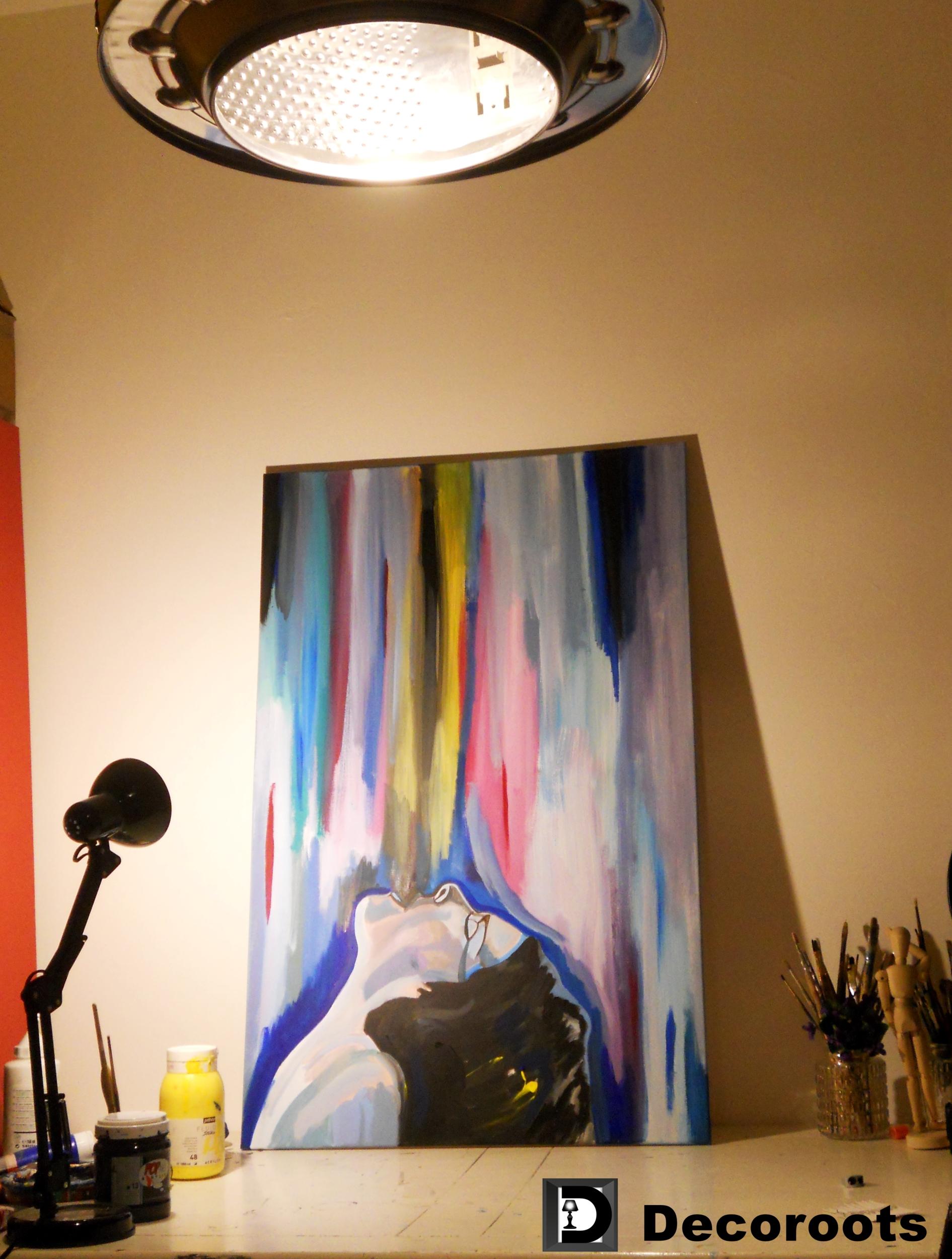 Derni re nouveaut tableau d 39 art luxure calme et for Art et decoration abonnement