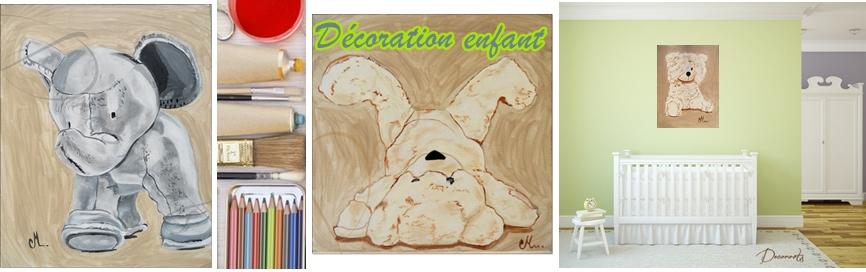 décoration enfant bébé oursonne rose beige peluche