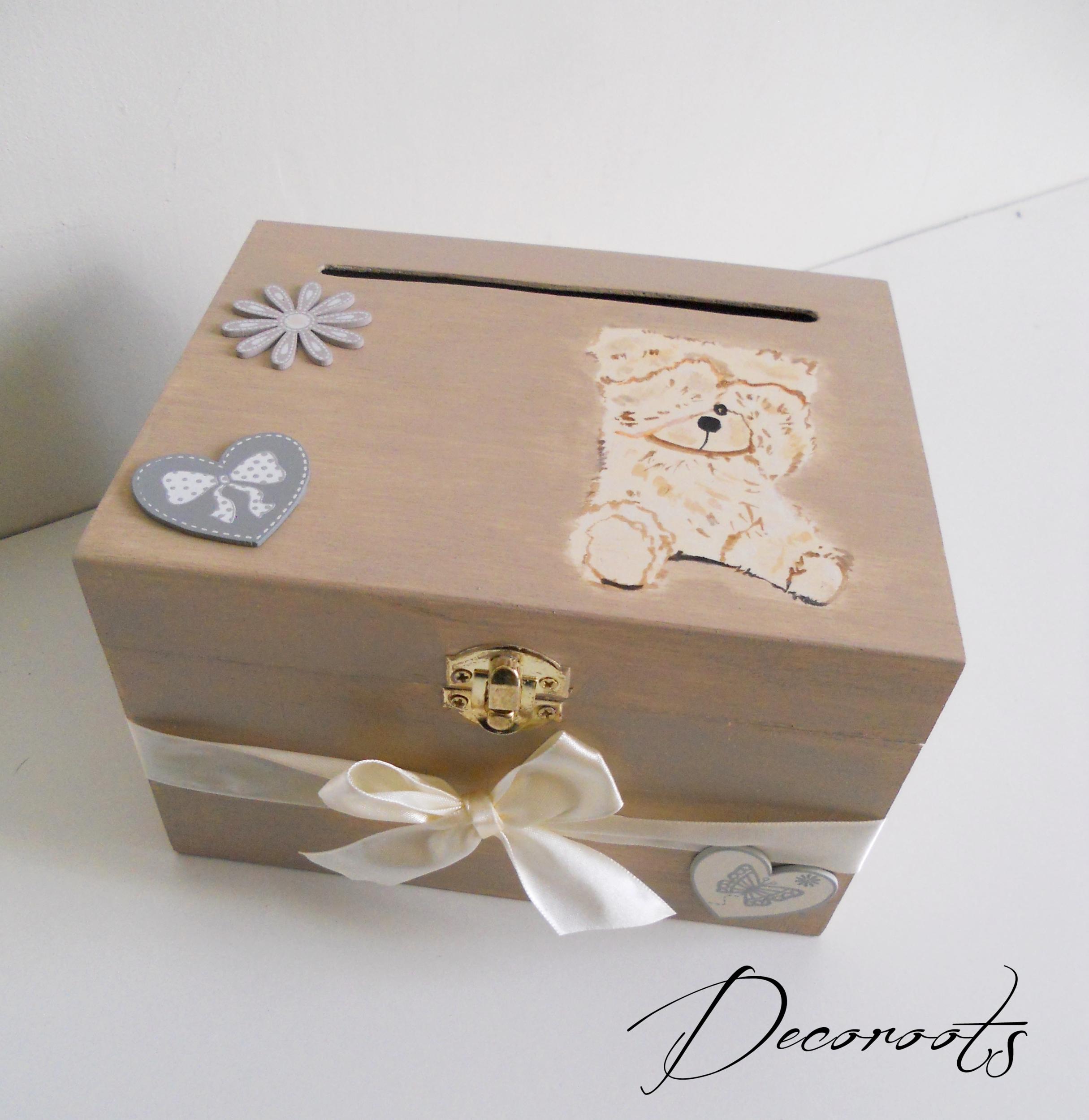 urne bapt me communion ours cadeaux de naissance cadeaux de naissance bapt me fille decoroots. Black Bedroom Furniture Sets. Home Design Ideas